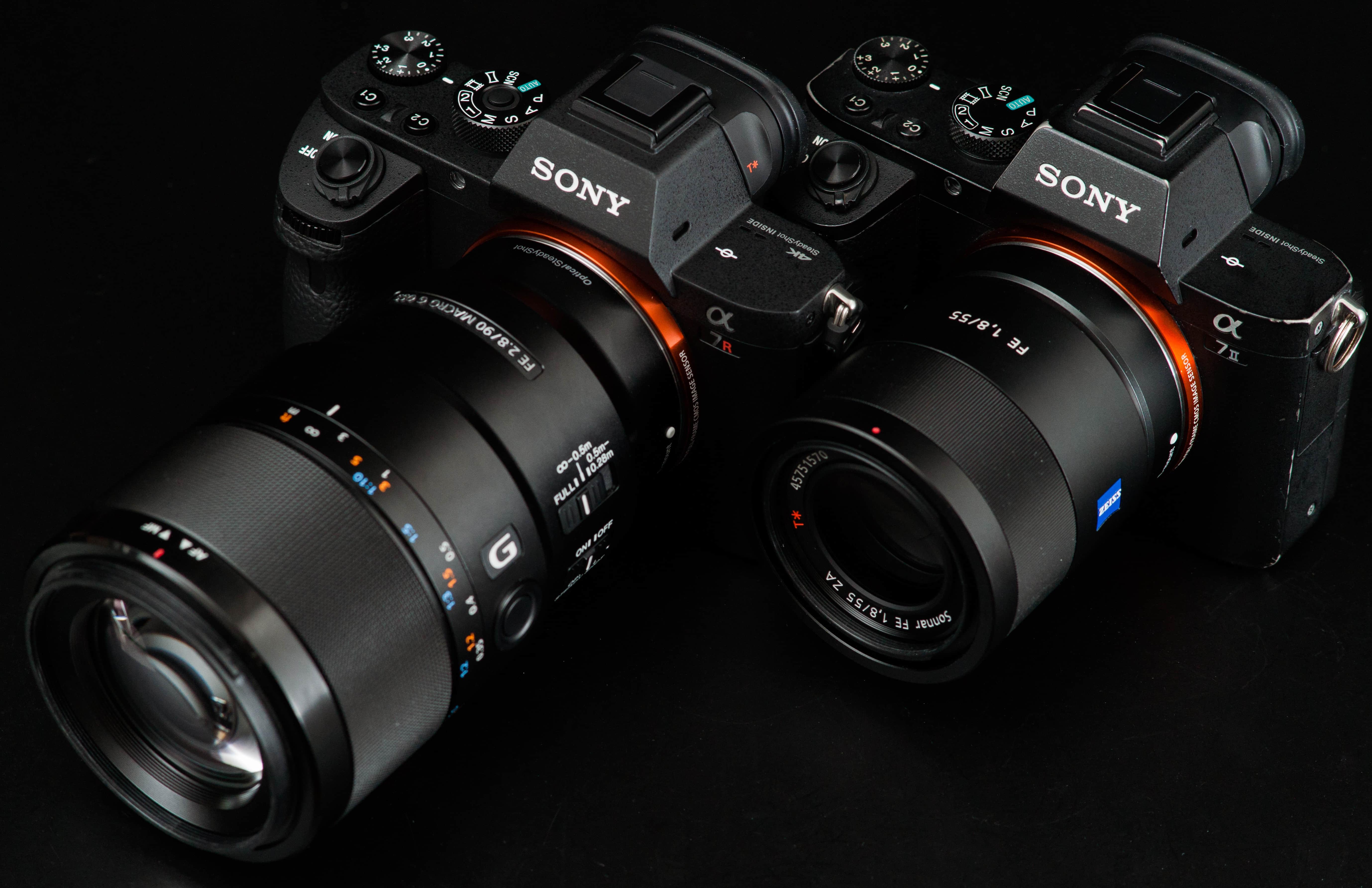 镜头 索尼相机拍摄的照片 高科技 索尼相机5K高清图片_彼岸图网